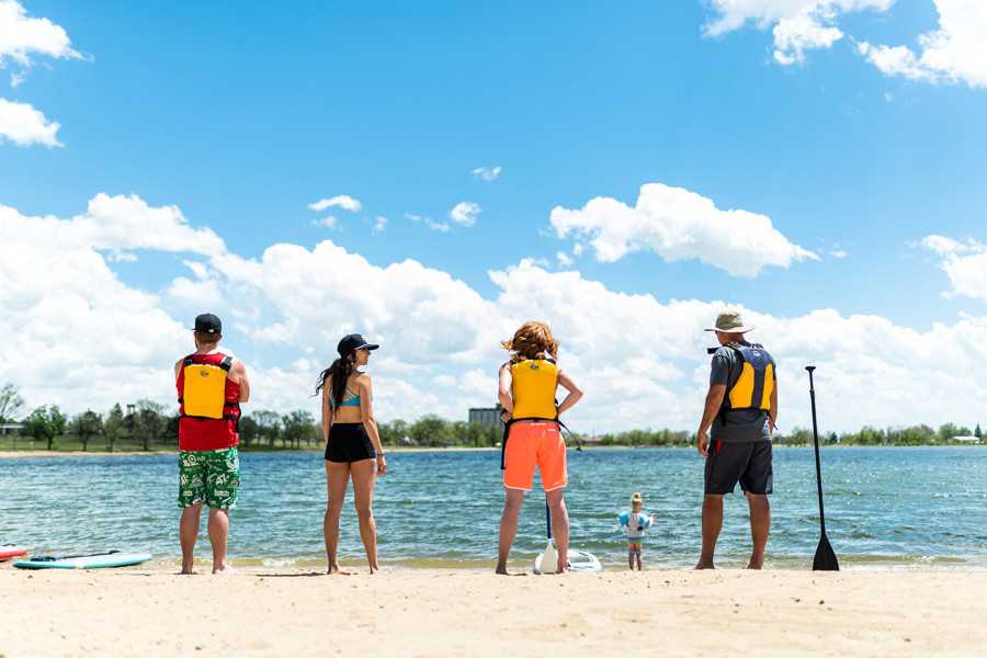 Paddle Boarding in Colorado Springs | Visit Colorado Springs