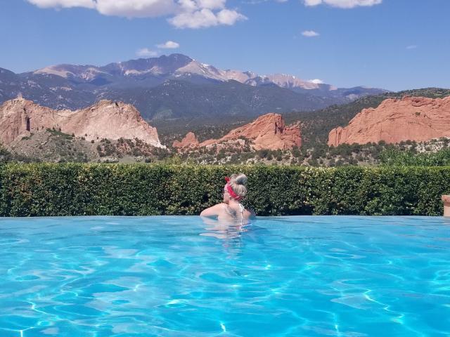 Colorado Pools With A View Visit Colorado Springs Blog