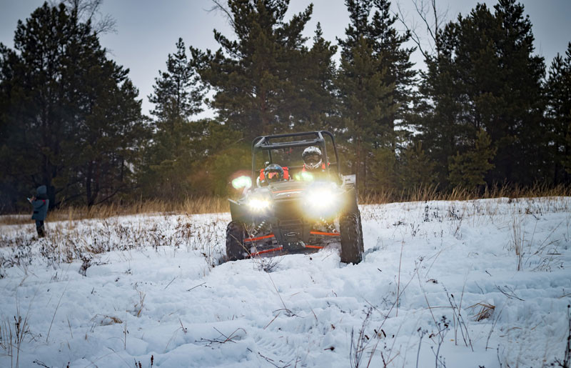 ATV winter co springs