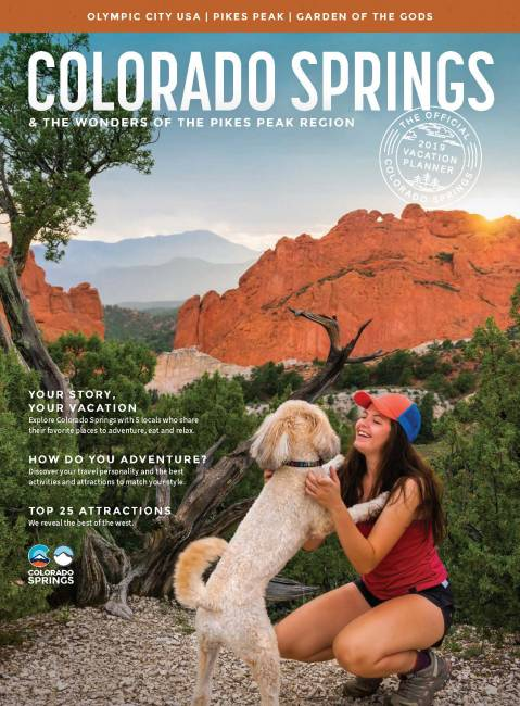 Colorado Springs, CO Travel Guide - Visit Colorado Springs