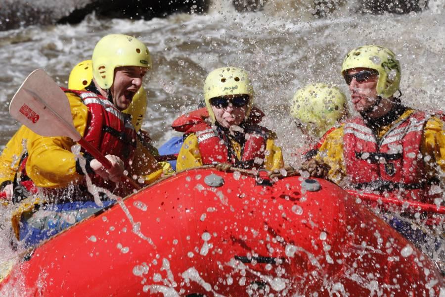 Whitewater Rafting In Colorado Springs, CO - Visit Colorado Springs