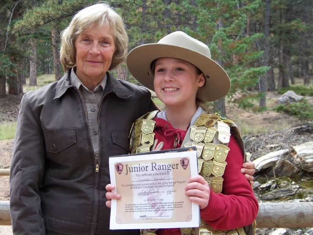 Junior Ranger Programs in Colorado Springs