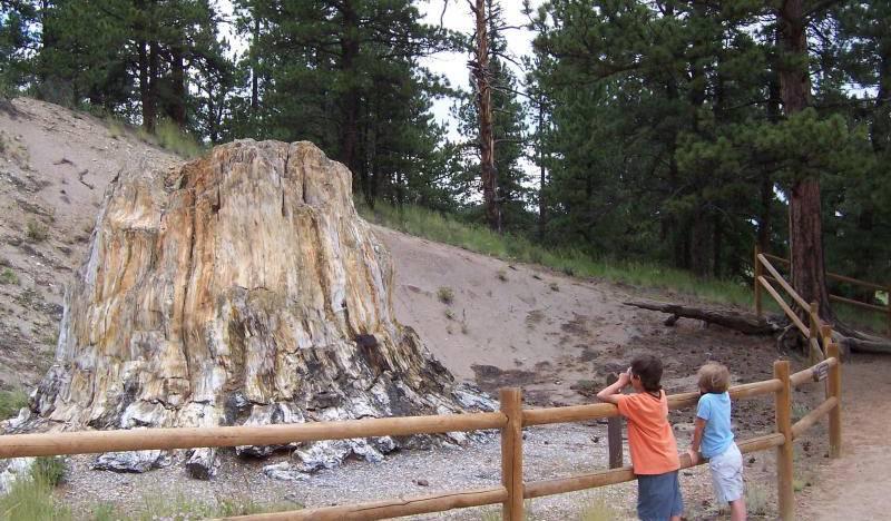 Prehistoric Presence Near Pikes Peak