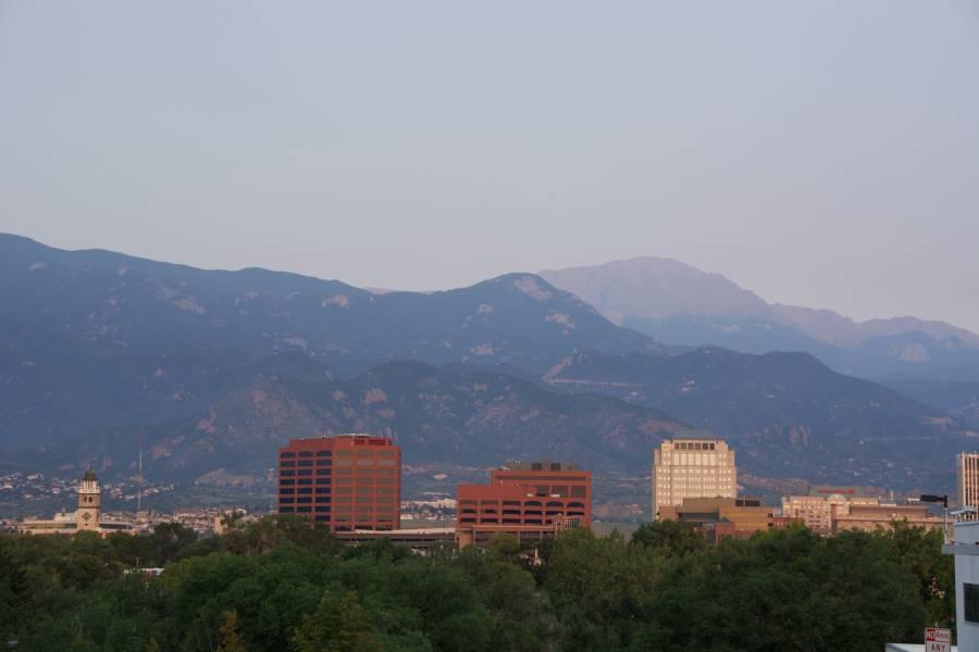 Downtown Colorado Springs Co Visit Colorado Springs