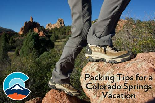 Packing Tips for Colorado Springs