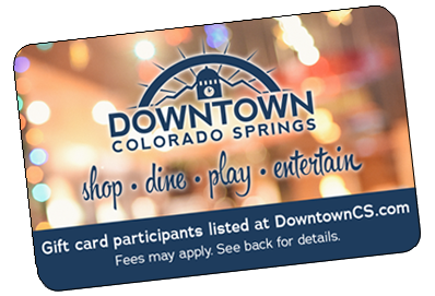 Downtown Gift Card