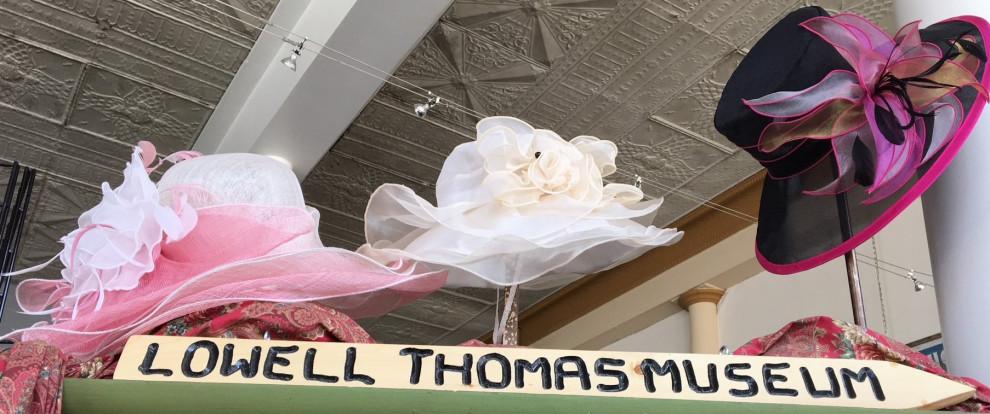 Lowell Thomas Museum