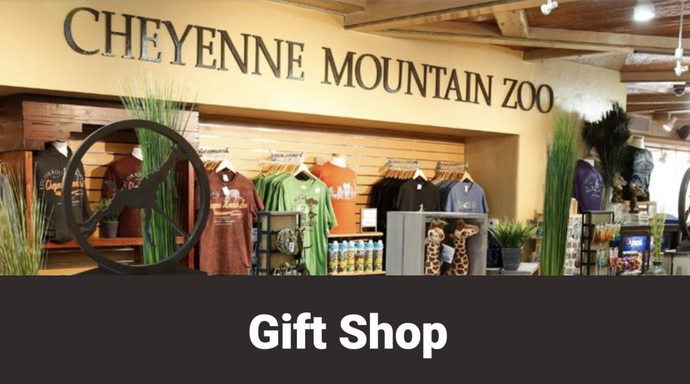 cheyenne zoo gift shop