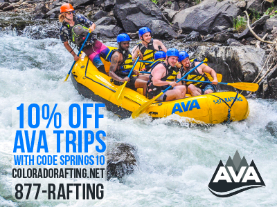 AVA Rafting - 2016