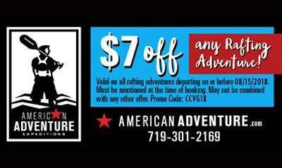 American Adventure - 2016