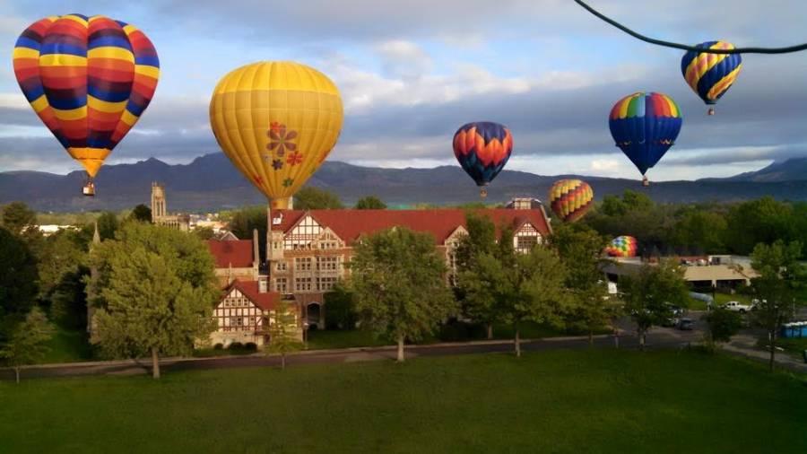 Canon City Balloon Classic Hot Air Balloon Festival In