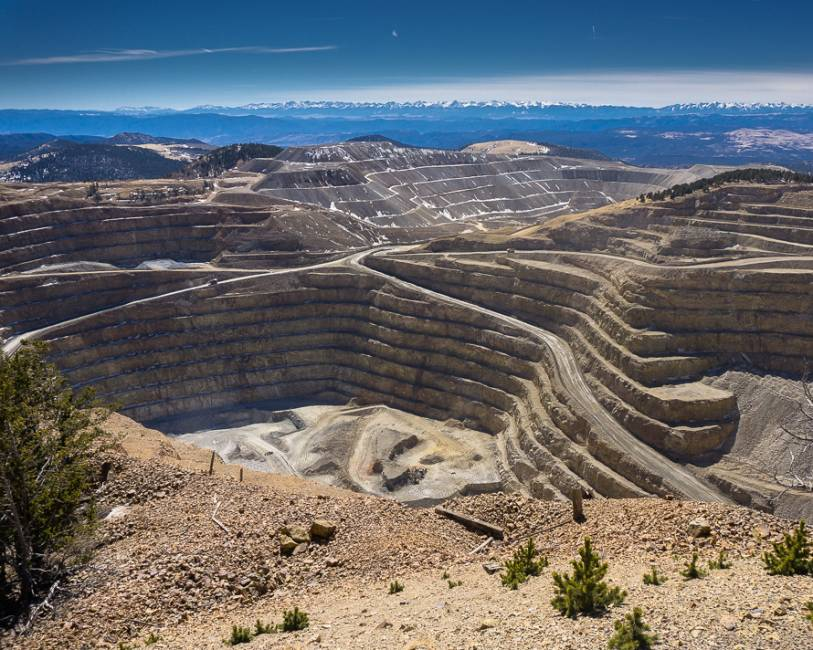 Gold Mine Tours In Victor Colorado