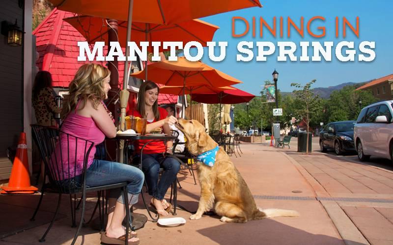 Restaurants In Manitou Springs