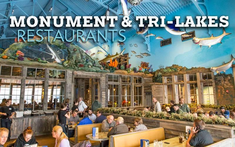 Monument Colorado Restaurants