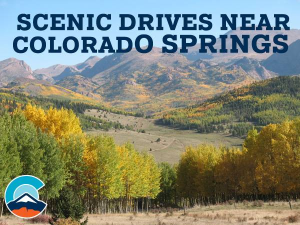 Colorado Springs Area Scenic Drives