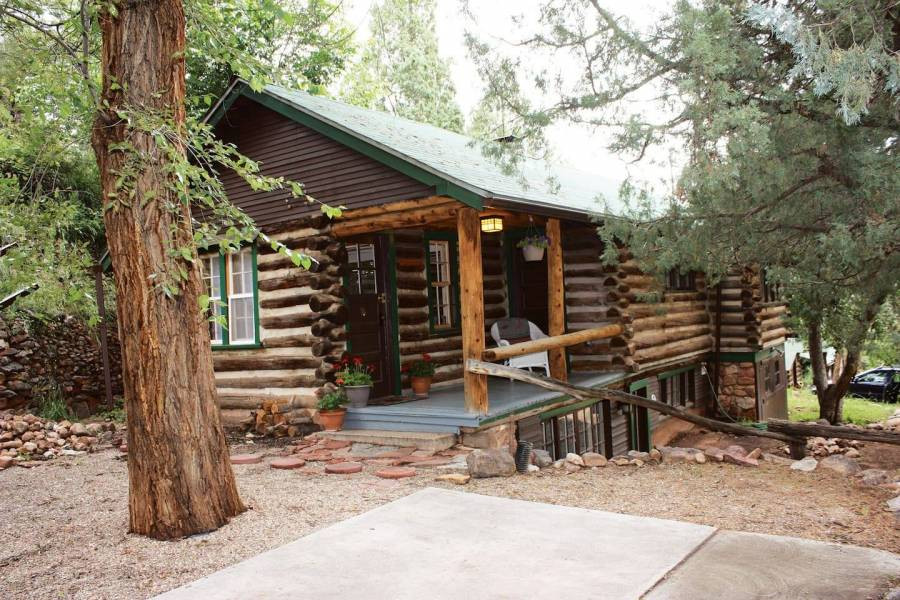 Cabins And Cottages In Colorado Springs Visit Colorado