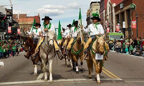 Colorado Springs St. Patrick's Day Parade