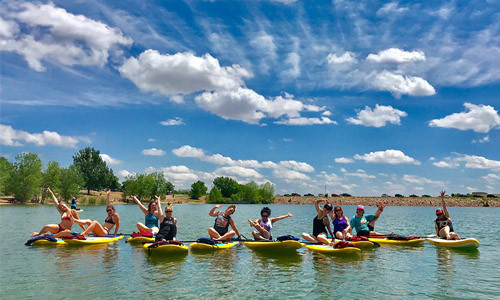 sup yoga in colorado springs