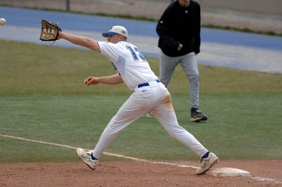 Colorado Springs baseball Sparkler tournament