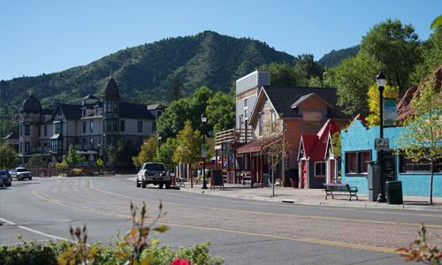 Manitou Springs 4th of July