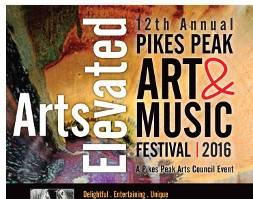 Pikes Peak Art and Music Festival