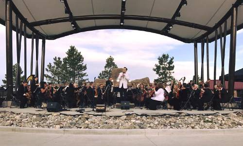 Summer Symphony 4th of July Colorado Springs