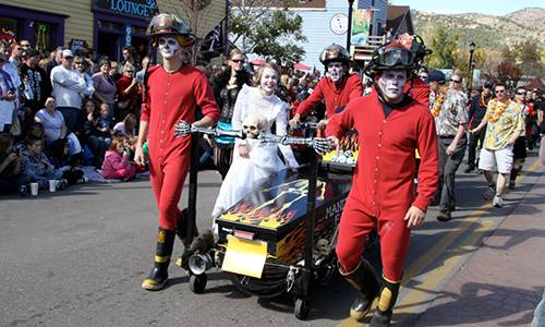 Events In Manitou Springs For Halloween 2020 Top Halloween Events In Colorado Springs   Visit Colorado Springs