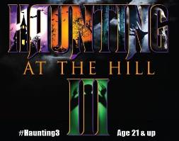 Haunting at the Hill
