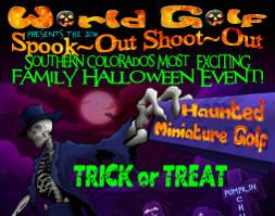 Spook Out Shoot Out