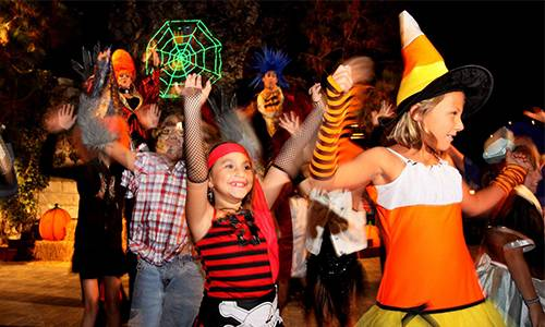 Halloween Events in Colorado Springs