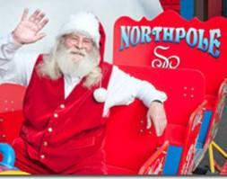 North Pole - Santa's Workshop