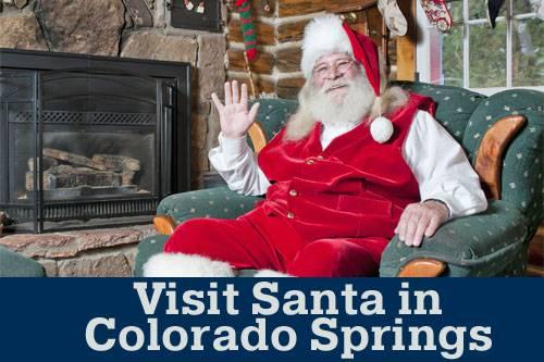 Santa Photos in Colorado Springs