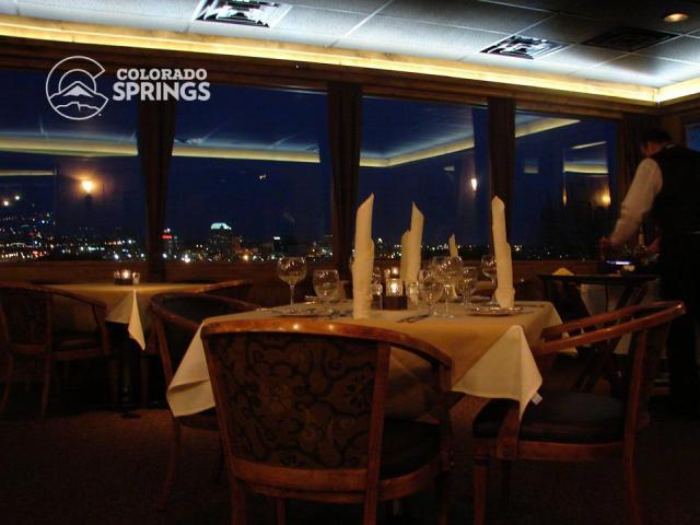 Top 5 Restaurants With A View Visit Colorado Springs