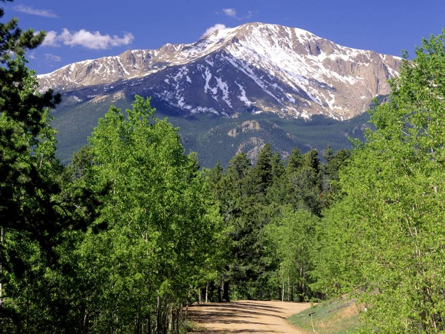 Colorado Springs  Tours