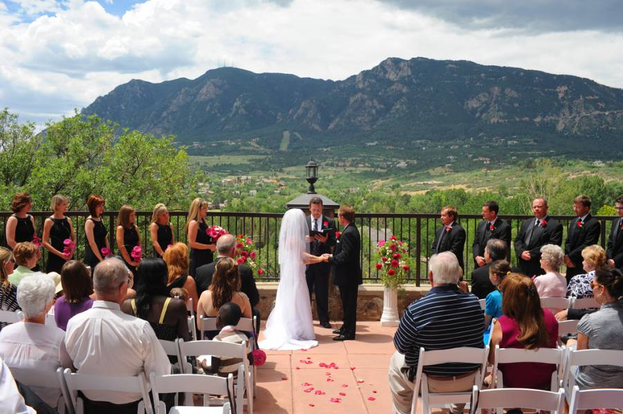 Weddings Colorado Springs Vacation Tourism Information