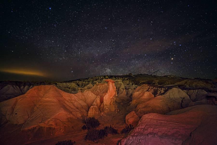 Stargazing in Colorado Springs