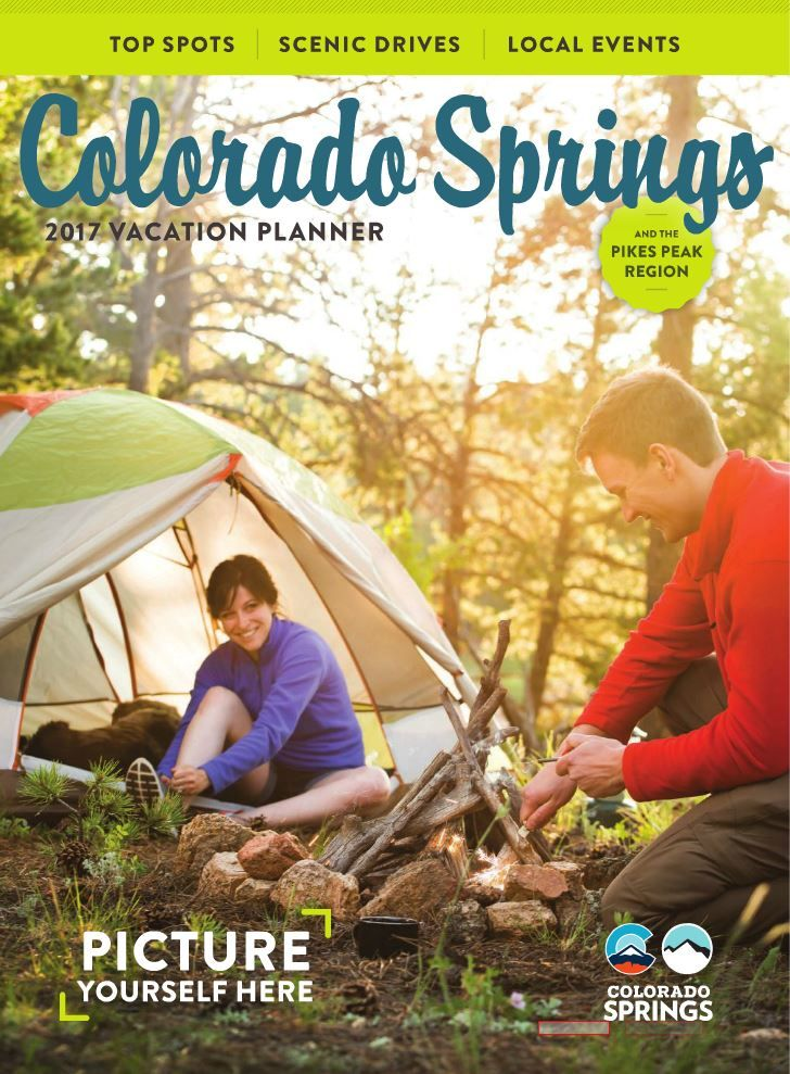 Things to do with kids in colorado springs for Planning colorado vacation