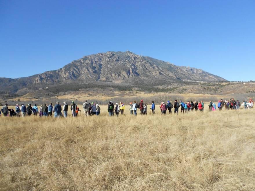 Cheyenne Mountain Hikes