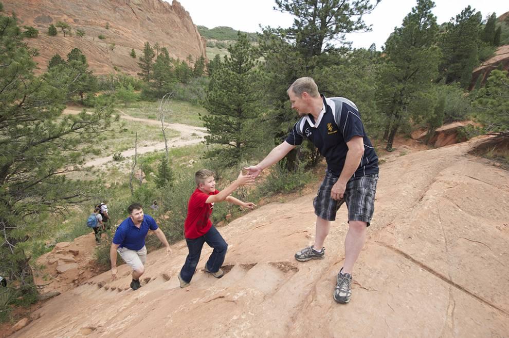 hike the quarry colorado springs