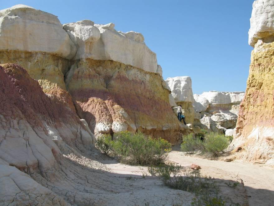 paint mines trail