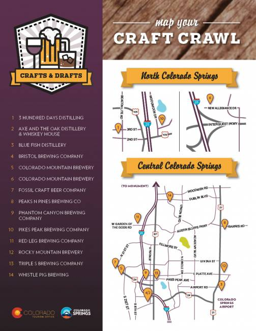 brewery locations