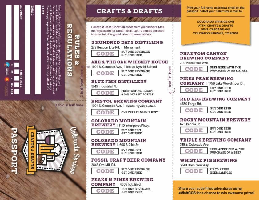 brewery deals