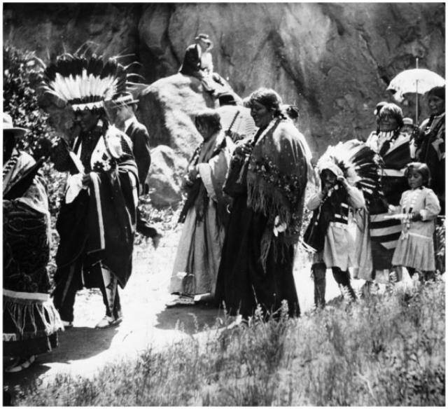 colorado springs tribes